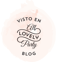 All loveley party badge for Rocha Studio Osnabrück